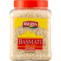 Amazon Best Sellers: Best Dried Basmati Rice