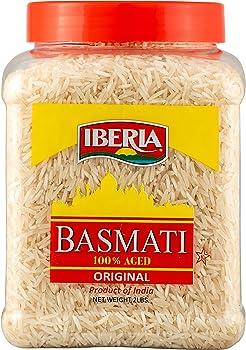 Iberia Extra Long Grain Basmati Rice