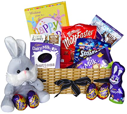 Easter chocolate hamper amazon grocery easter chocolate hamper negle Gallery