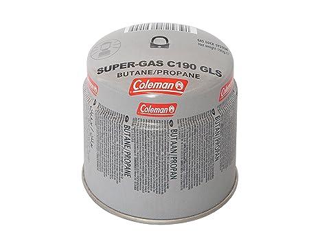 Coleman Cartucho C190 GLS, 1590 - Cartucho de Gas para ...
