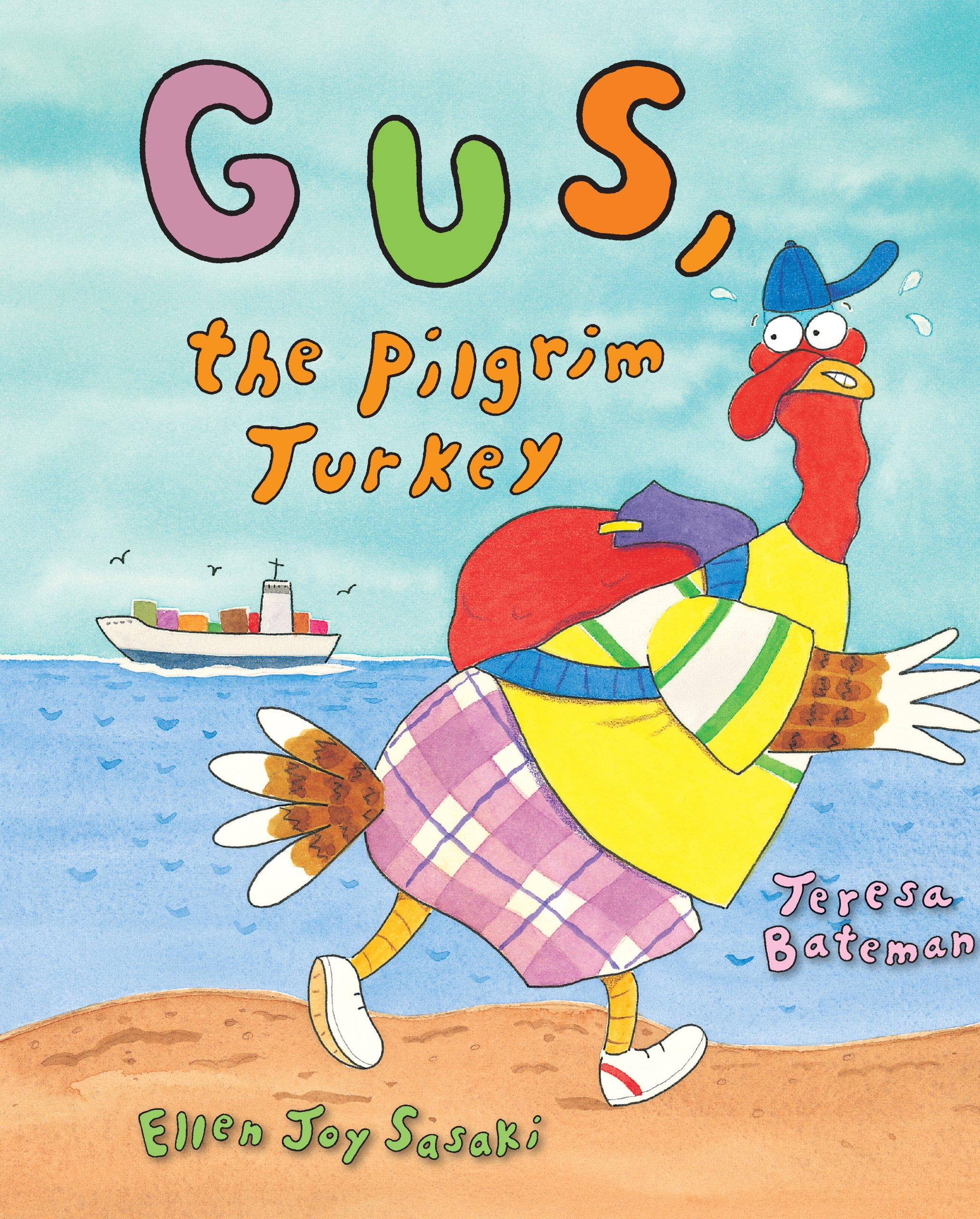 Gus the Pilgrim Turkey (English Edition)