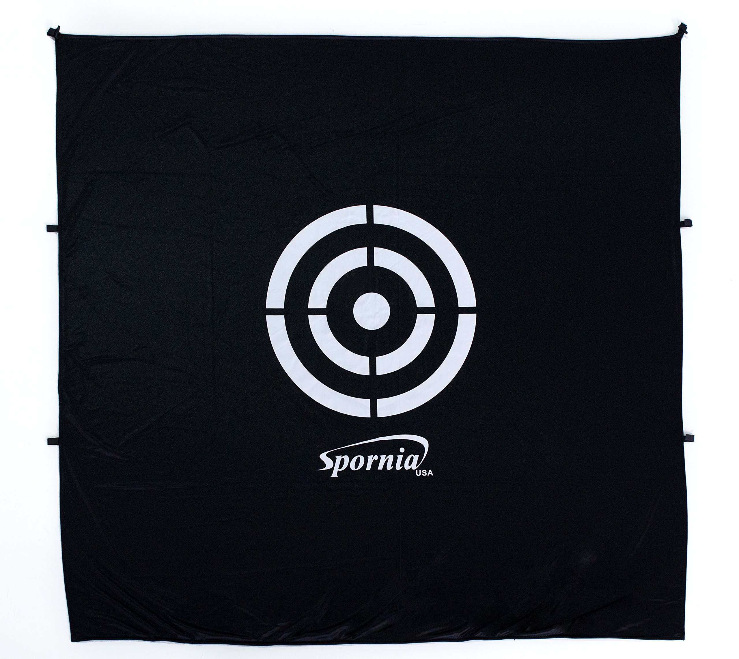 Spornia SPG-5 Golf Practice Net- Automatic Ball Return System with Target sheet, Two Side Barrier, and Chipping Target by Spornia (Image #7)