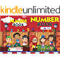 Number Book (1-100): Book For KIDS