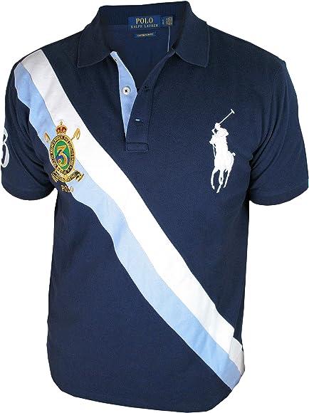 Polo Ralph Lauren 710740710001 Polo Hombre XL: Amazon.es: Ropa y ...
