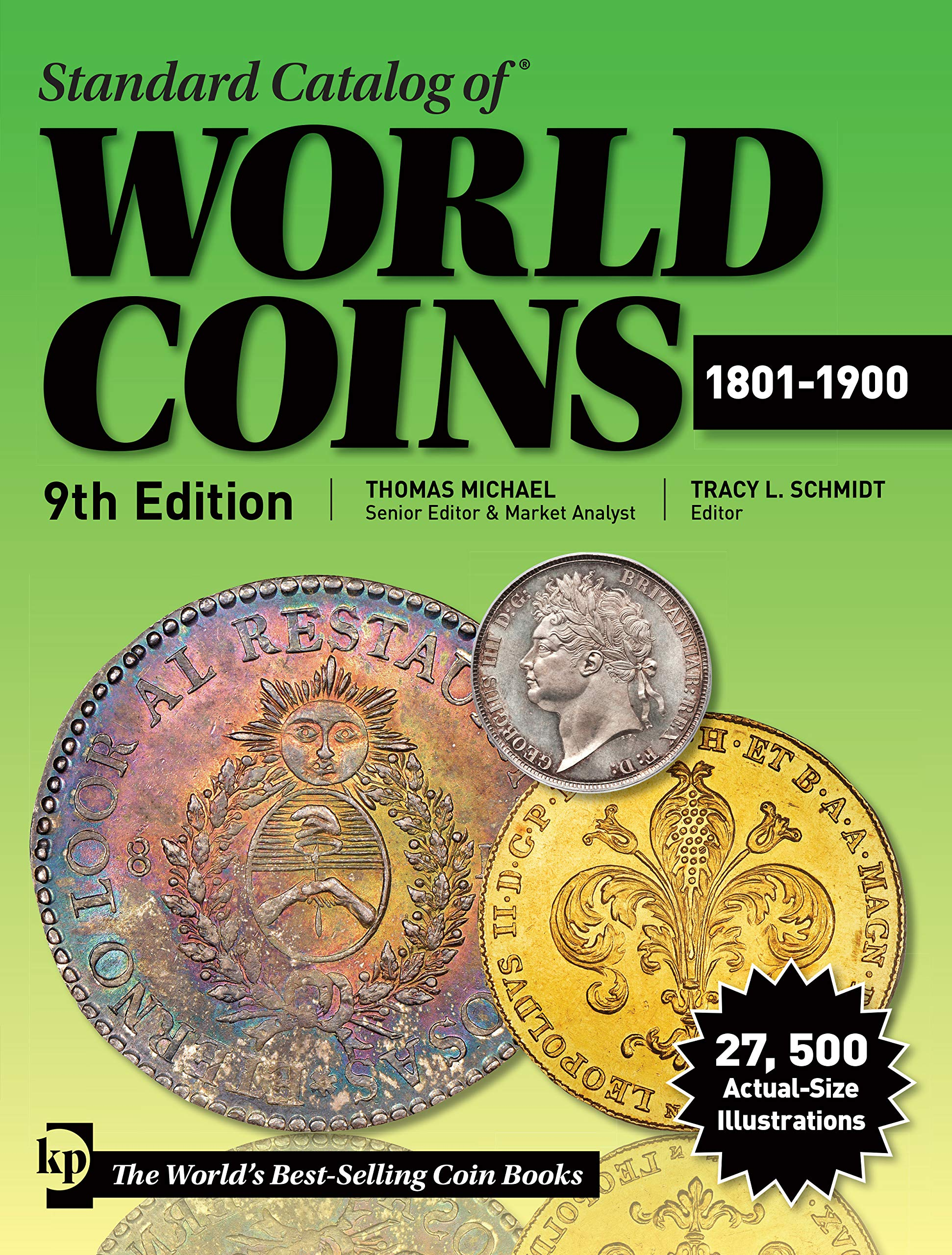 Standard Catalog Of World Coins 1801 1900  Standard Catalog Of World Coins 19th Century Edition 1801 1900