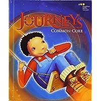 Houghton Mifflin Harcourt Journeys: Common Core Student Edition Set Grade 2 2014