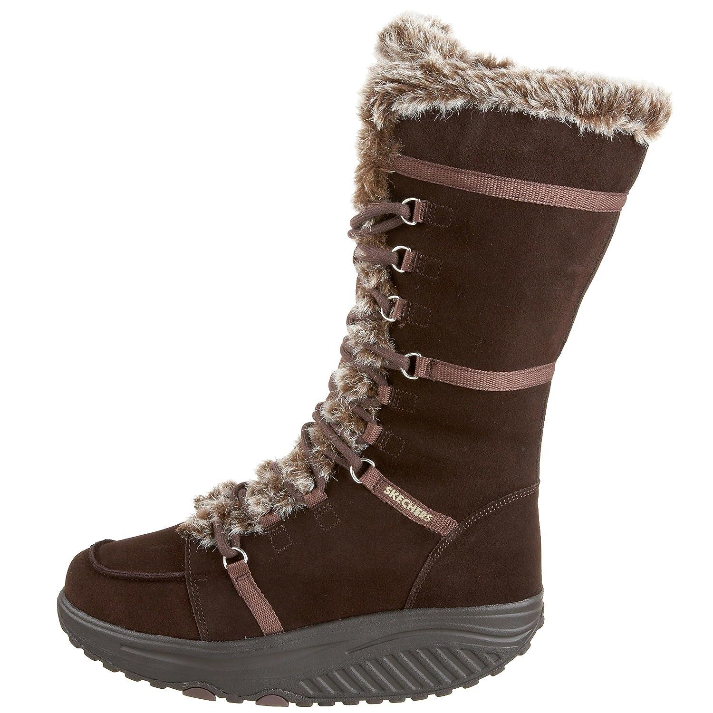 Favori Skechers Bottes de neige Homme marron