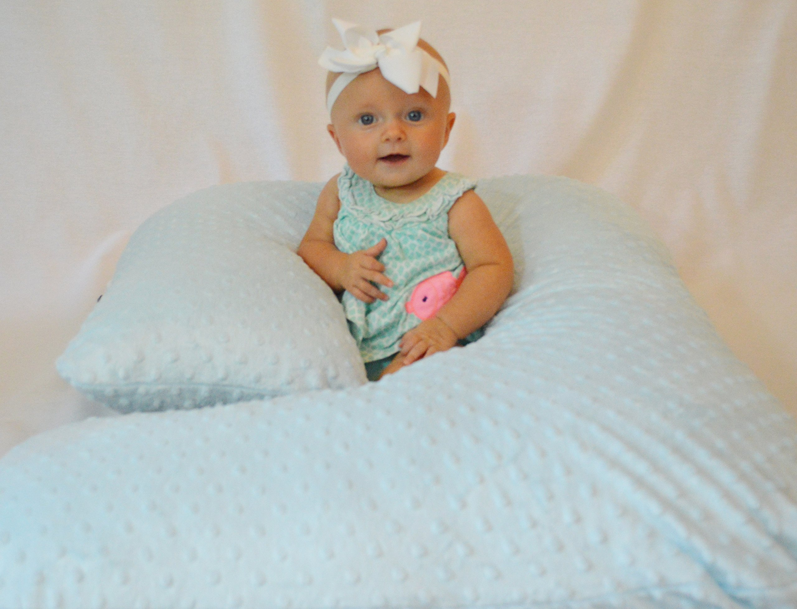 The One Z Nursing Pillow - WATERPROOF BIRDIES