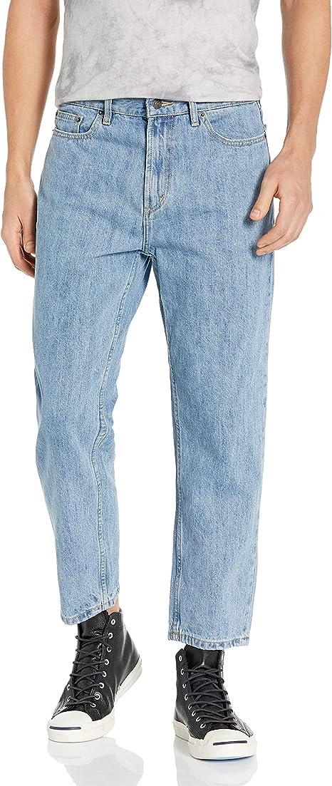 142010050 Obey Bender 90s Denim Jeans Jeans Uomo