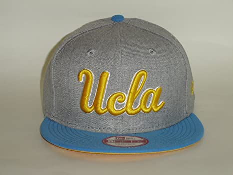 Image Unavailable. Image not available for. Color  New Era 9Fifty NCAA UCLA  Bruins ... af87109743a0