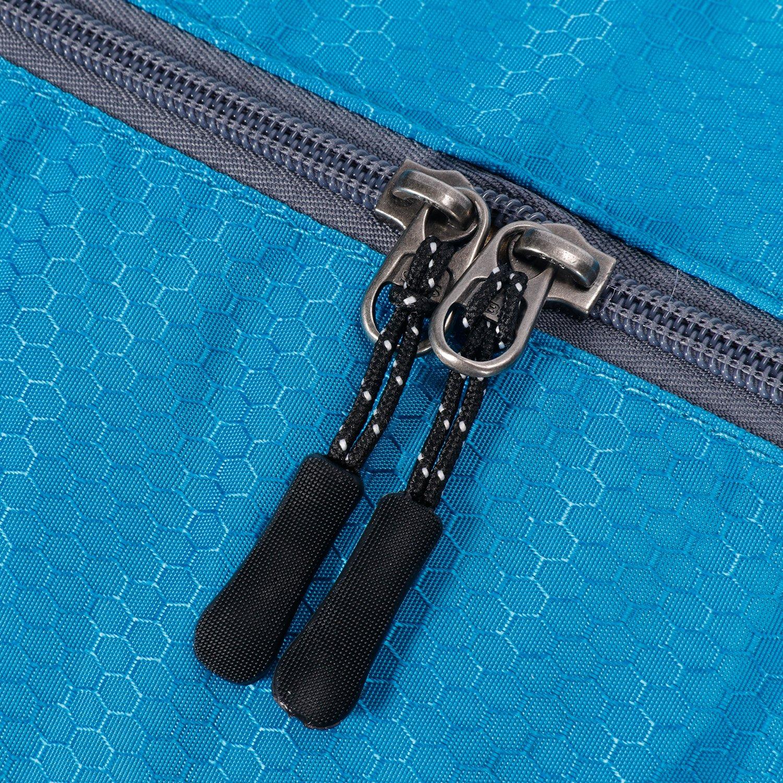 a786d5e733 Gonex 60L Foldable Travel Duffel Bag Water    Tear Resistant 10 Color  Choices Gym Sport