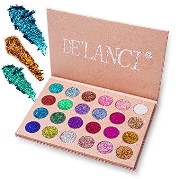 Beauty & Health Popular Brand Givenone Long-lasting Mermaid Dazzling Glitter Powder Eyeshadow Nail Body Art Makeup Palette Easy To Wear Waterproof Reputation First