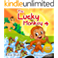 The Lucky Monkey 4 Gold Edition: Funny Bedtime Stories for Children that Every Parent will Enjoy (The Lucky Monkey Gold Edition)
