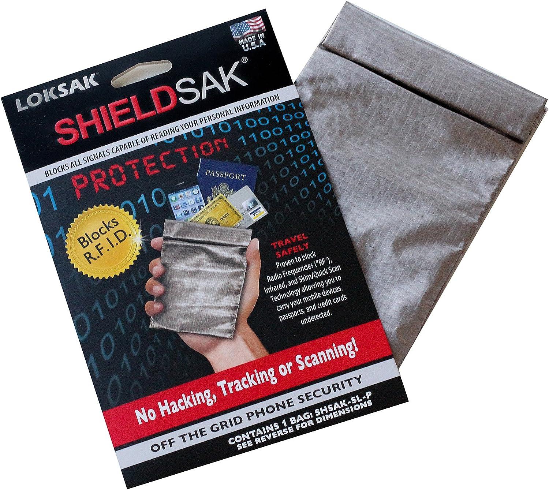 Loksak Shieldsak Phone Drybag