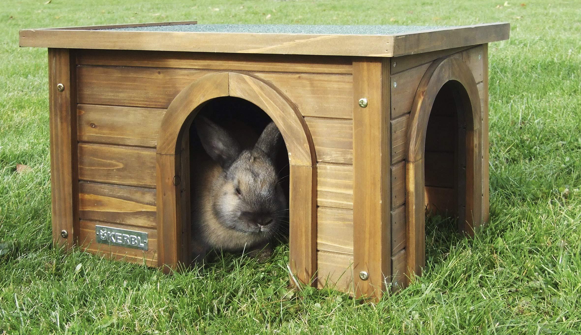 Kerbl Rodent Cabin, 45 x 32 x 27 cm