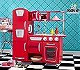 Red Retro Kitchen