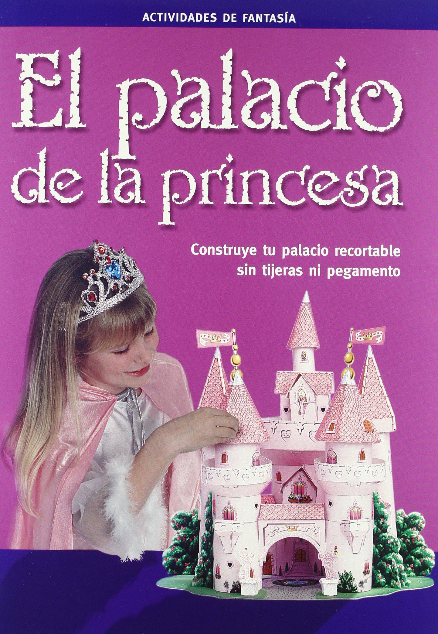 El palacio de la princesa (Infantil Y Juvenil): Amazon.es: Lisa Regan, Jon Mitchell, Consuelo Gallego Perales: Libros