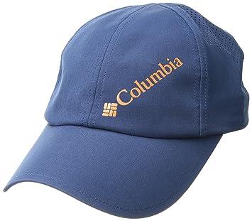 Columbia Silver Ridge Ball Cap Gorra, Hombre, Carbon, Heatwave, Talla única: Amazon.es: Deportes y aire libre