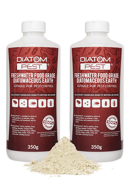 DiatomPest® Pest Grade Diatomaceous Earth 700g Diatom Retail
