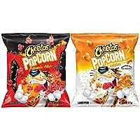 Deals on 40-Pack Cheetos Popcorn, Cheddar & Flamin Hot 0.625oz