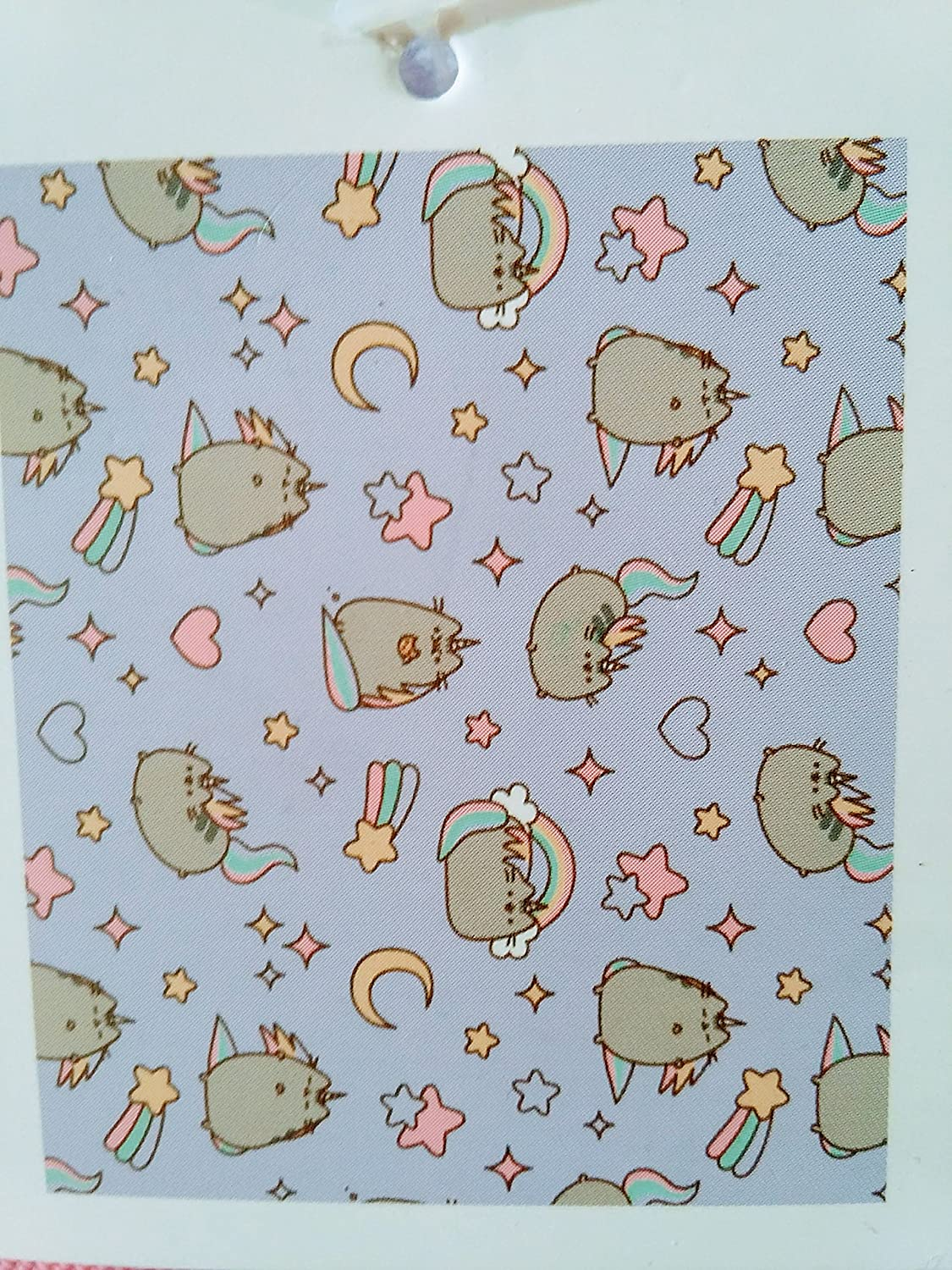 Pusheen Mermaid Throw Pusheen The Cat Blanket Supersoft 125cm x 150cm Sold by Bend The Trend2: Amazon.es: Hogar