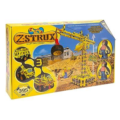 ZOOB Z-Strux Lift Sky Crane: Toys & Games