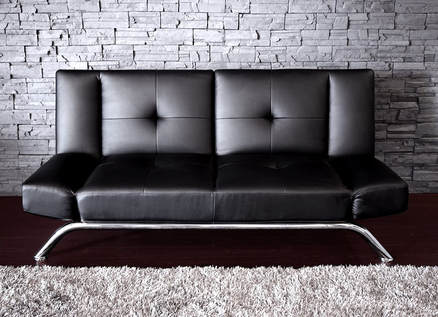 home futon dorel bestselling watch youtube sofa dhp products sleeper