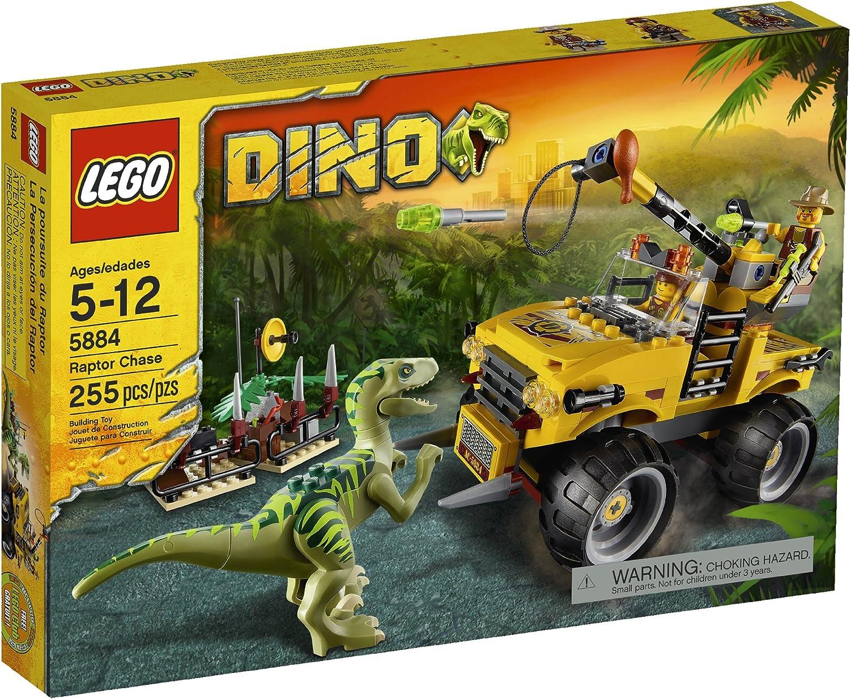 LEGO Dino Raptor Chase 5884