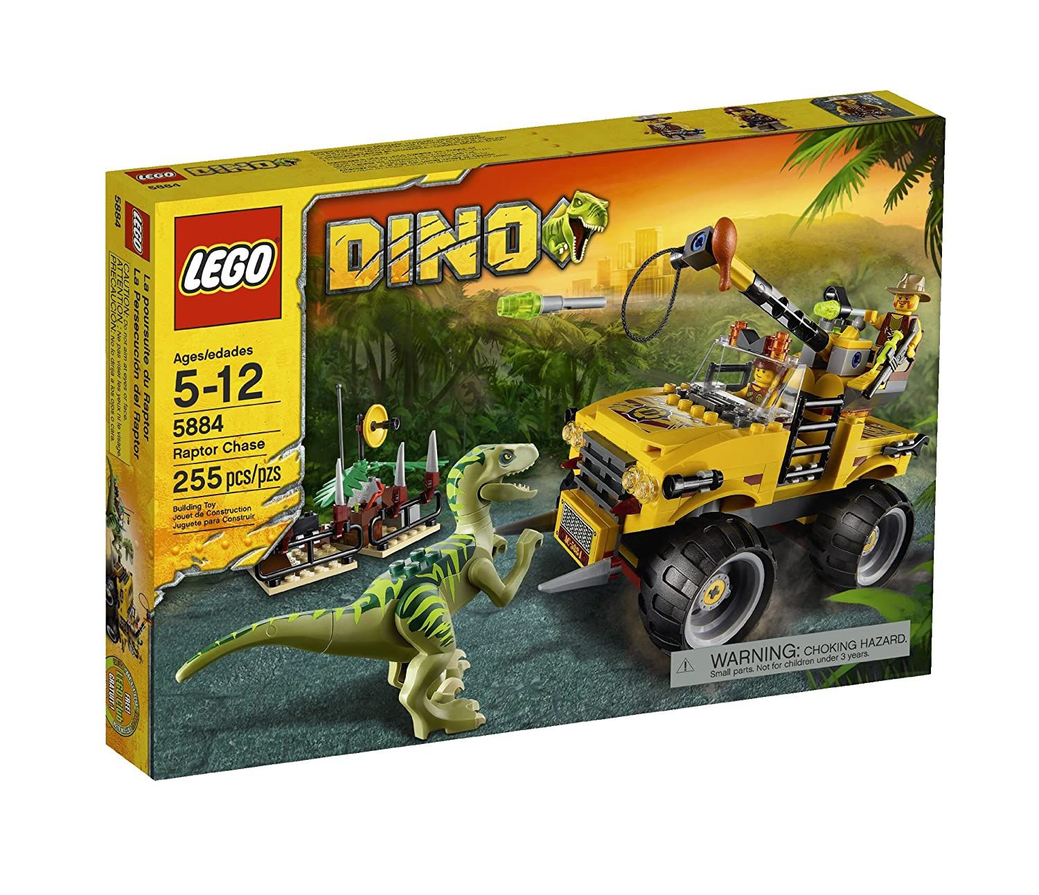 Top 8 Best Lego Dinosaurs Set Reviews in 2020 5