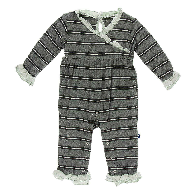 【驚きの価格が実現!】 Kickee Pants SHIRT ベビーガールズ 18 - Kenya - Pants 24 Months Succulent Kenya Stripe B07DVQMV3D, 古着屋MAIDOBOX:19cfc7ea --- albertlynchs.com