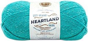 Lion Brand Yarn 136-178 Heartland Yarn, Pinnacles