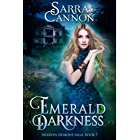 Emerald Darkness (The Shadow Demons Saga Book 7) (English Edition)