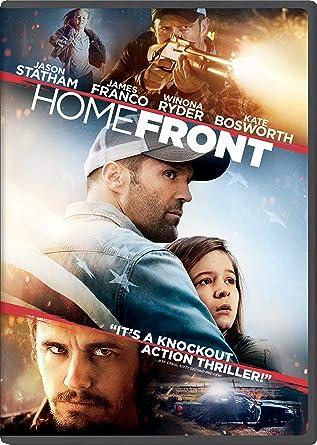Amazon Com Homefront Jason Statham James Franco Winona Ryder Kate Bosworth Rachelle Lefevre Frank Grillo Clancy Brown Izabela Vidovic