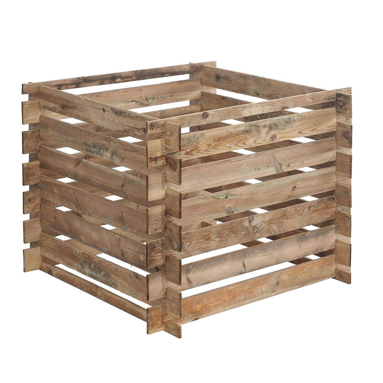 Compostador madera Mezzito