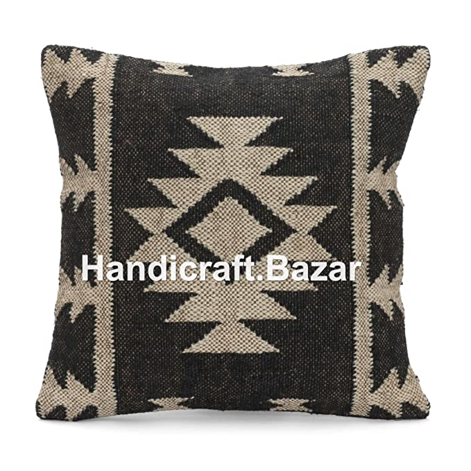 Amazon.com: Handicraft Bazar Vintage 2 piezas 18 x 18 ...
