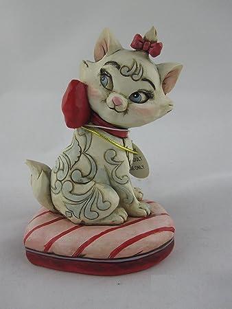 Enesco Disney Traditions by Jim Shore Marie Figurine, 4-1 2-Inch