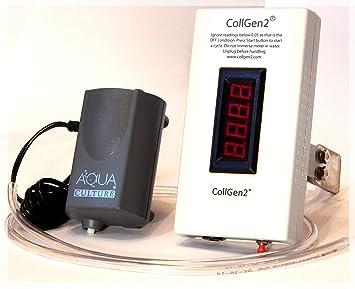 Amazon.com: collgen2 ® – Plata Coloidal Generador iónico ...