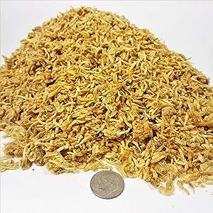 Aquatic Foods Inc. Freeze Dried Plankton - Freeze Dried Plankton for Marines, Corals, All Tropicals.1-lb