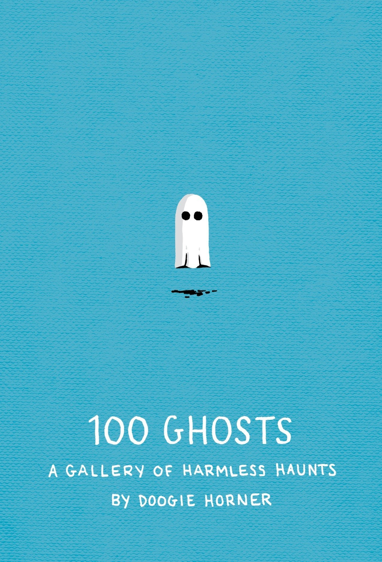 Download 100 Ghosts: A Gallery of Harmless Haunts PDF