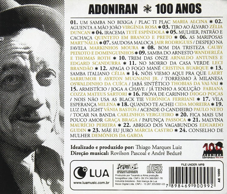 Various Artists, Vinícius de Moraes, Adoniran Barbosa, Carlinhos Vergueiro, Eduardo Gudin, Reinaldo Chulapa, Daniel Szafran, Duarsen De Campos, ...