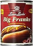 Loma Linda Franks Big, 20 OZ, (Pack of 6)