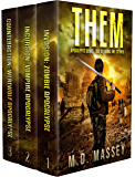 THEM Total Apocalypse Box Set: Invasion, Incursion, Counteraction
