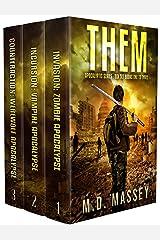 THEM Total Apocalypse Box Set: Invasion, Incursion, Counteraction Kindle Edition