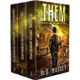 THEM Total Apocalypse Boxed Set: Invasion, Incursion, Counteraction
