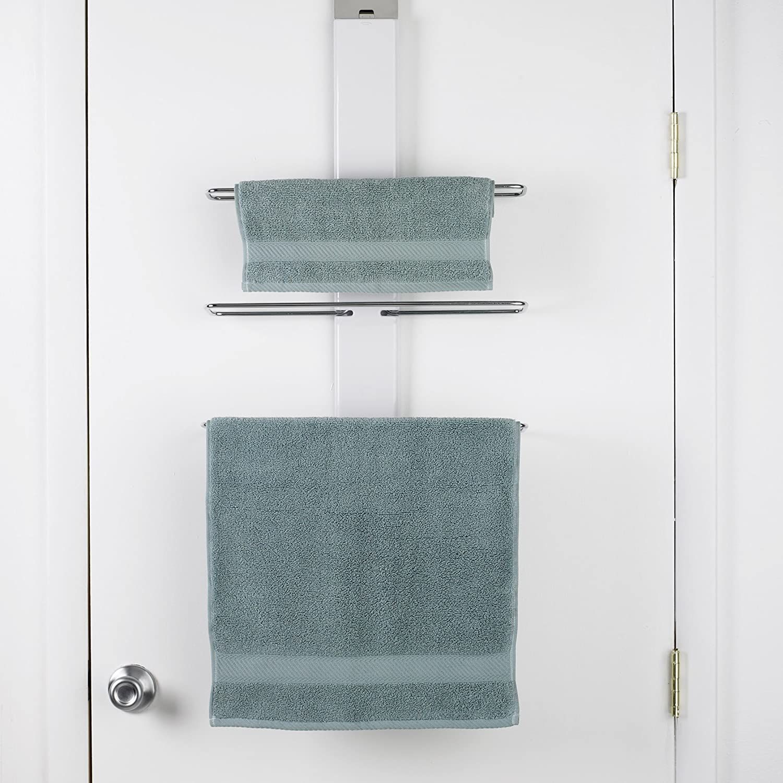 Over the door bathroom towel rack - Over The Door Bathroom Towel Rack 51