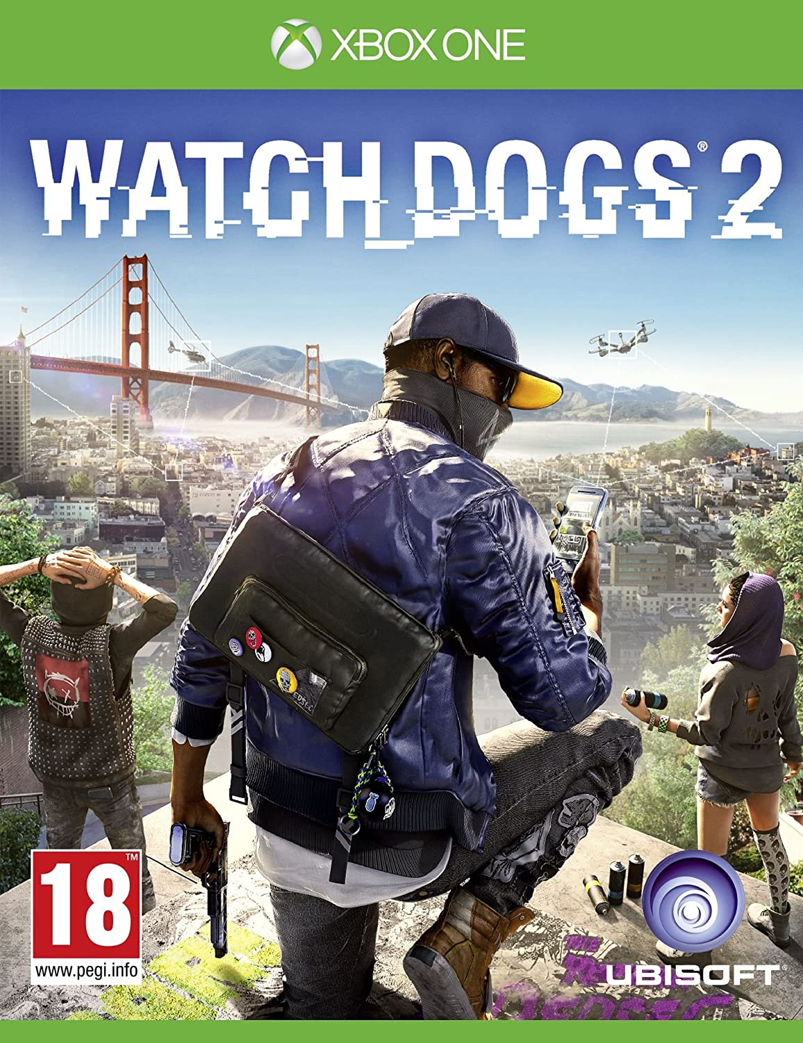 Watch Dogs 2 [Importación Inglesa]: Amazon.es: Videojuegos