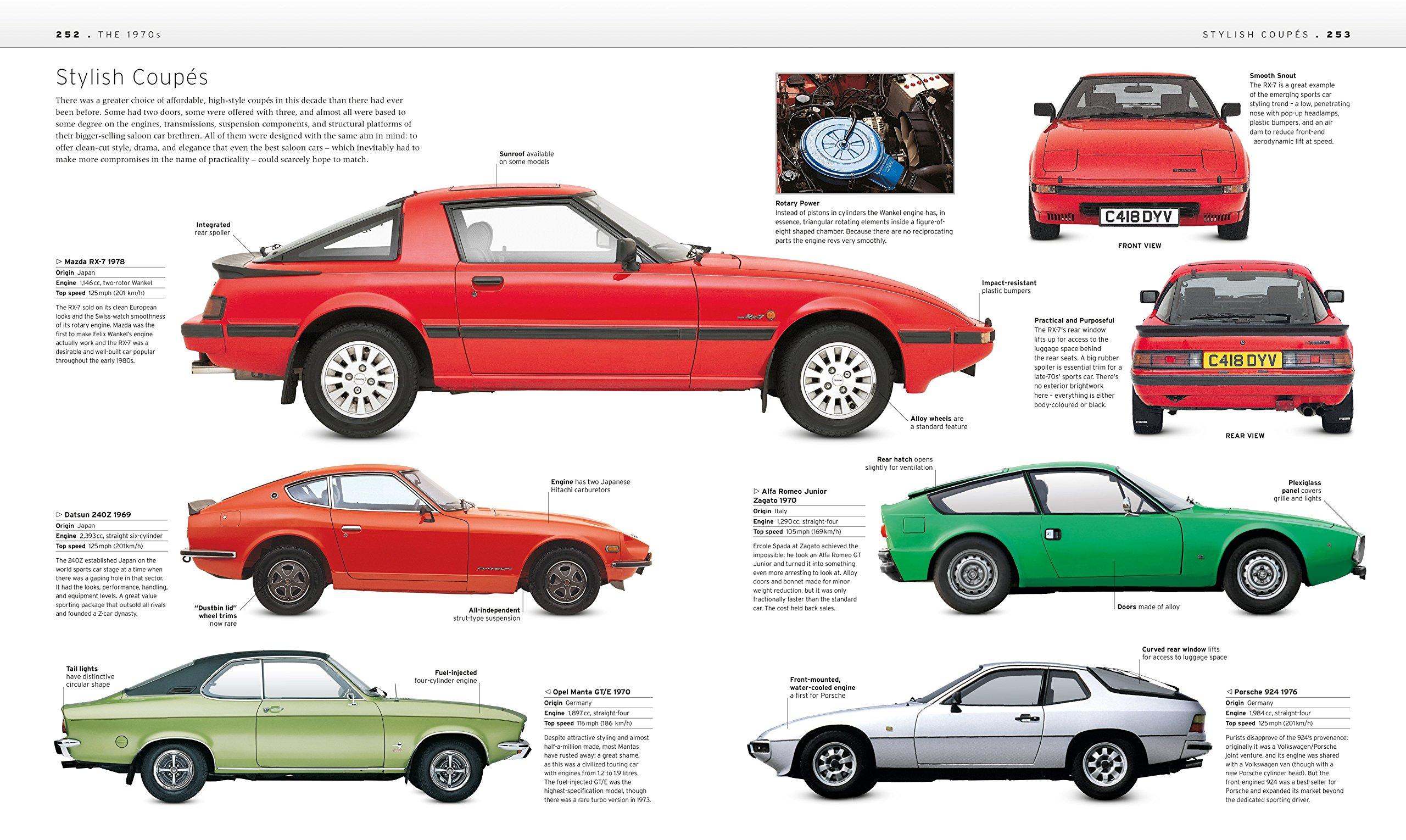 The Classic Car Book (Dk): Amazon.es: Anónimo: Libros en idiomas extranjeros