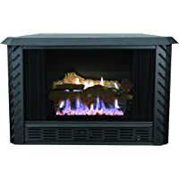 Ashley AGVF340LP Vent-Free Propane Gas Firebox, 34,000 BTUs