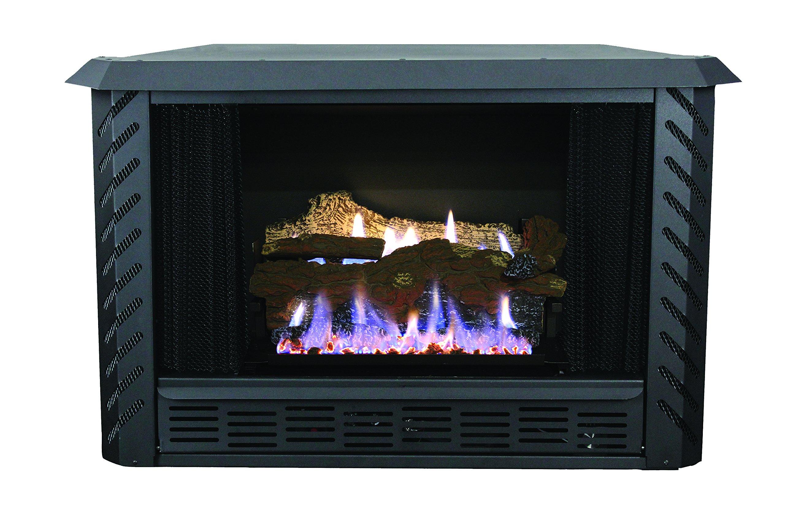 Ashley AGVF340LP Vent-Free Propane Gas Firebox, 34,000 BTUs by Ashley