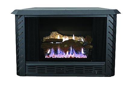 amazon com ashley agvf340lp vent free propane gas firebox 34 000 rh amazon com